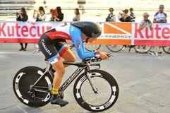 Värld som cyklar mästerskap i Florence, Italien Royaltyfria Bilder