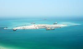 Världarna största Ferris för 210 meter Dubai öga whee Royaltyfri Bild