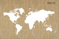 Världen Arkivfoton