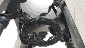 Världen kriger minnesmärke 2 Fotografering för Bildbyråer