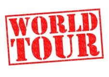 Världen turnerar Royaltyfri Foto