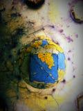 Världsöversikt Royaltyfria Bilder