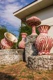 Världsarv, Baan Chiang, Thailand Royaltyfri Fotografi