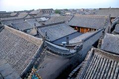 Världsarv: Pingyao forntida stad royaltyfri bild