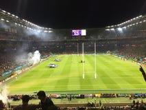 Världscup av rugby 2015 Fotografering för Bildbyråer