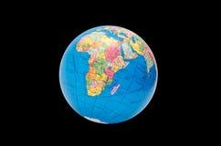 Världsjordklot royaltyfria bilder