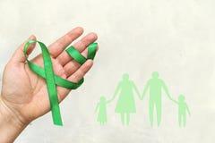 Världsnjuredag, ett program som informerar patienter om hälsan Royaltyfria Bilder