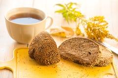Värme frukosten Arkivfoto