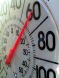 värme juni Arkivfoton