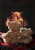 Värme & slags tvåsittssoffa Royaltyfri Fotografi
