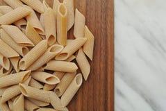 väsentlig pasta Royaltyfri Bild