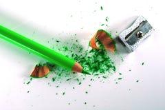 vässad blyertspenna Fotografering för Bildbyråer