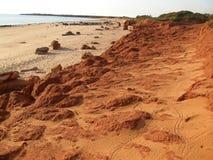 västra Australien broome Royaltyfri Bild