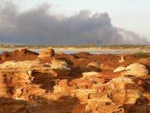 västra Australien broome Fotografering för Bildbyråer
