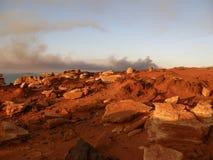 västra Australien broome Arkivbild
