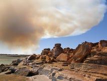 västra Australien broome Royaltyfri Foto