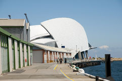 Västra australiskt maritimt museum - Fremantle - Australien royaltyfria foton