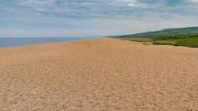 Västra Bexington, Jurassic kust, Dorset, UK Royaltyfri Bild