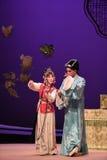 """Västra Chamber†för Chumouhua-Kunqu opera""""the  Royaltyfri Fotografi"""