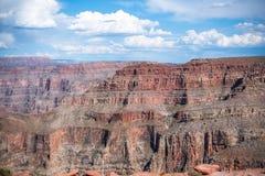 Västra Eagle Point - Grand Canyon Fotografering för Bildbyråer