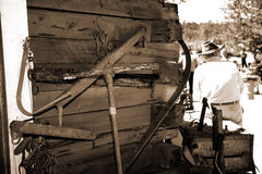 västra gammal town Royaltyfri Foto