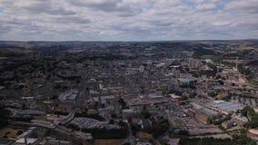 Västra Halifax - yorkshire England Förenade kungariket UK arkivbilder