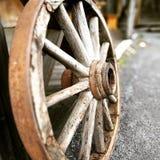 Västra hjul Royaltyfria Bilder