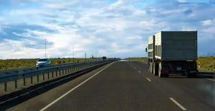 Västra porslin för vägVästeuropa Arkivbilder