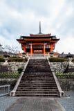 Västra portbyggnad för tempel royaltyfri fotografi