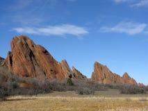 västra skönhet Arkivbilder
