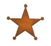 västra stjärna Fotografering för Bildbyråer