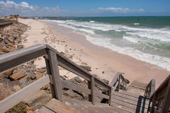Västra strand, Adelaide Royaltyfri Fotografi