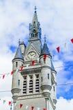 Västra torn av det nya radhuset på den fackliga gatan, Aberdeen, Skottland, UK Arkivfoton