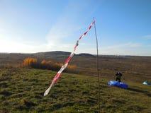 Västra vind arkivfoton
