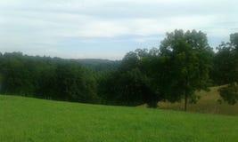 Västra Virginia Farm Arkivfoton