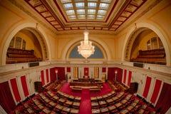 Västra Virginia House av representanter Royaltyfria Bilder