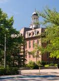 Västra Virginia University i Morgantown WV Fotografering för Bildbyråer