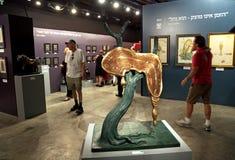 Vätskeklocka av Salvador Dali Fotografering för Bildbyråer