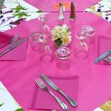 väv för vektor för tegelplattor för tablecloth för sked för silhouettes för inställning för restaurang för tillgänglig för bakgru Royaltyfri Foto