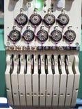 Väva maskinen Royaltyfri Foto