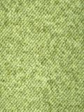 vävd grön ögla för matta Arkivbild