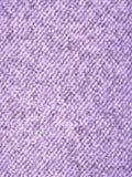 vävd lila ögla för matta Arkivfoto