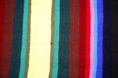 vävd textil Royaltyfri Fotografi