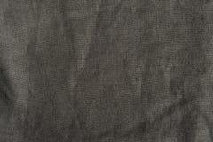 Vävd textilbakgrundstextur Arkivfoto