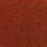 Vävd textur för röd matta Arkivfoto