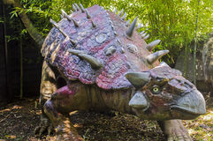 växtätande dinosaurs arkivfoton
