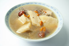 Växt- soup Royaltyfri Fotografi