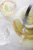 växt- tea royaltyfria bilder