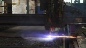 växt Teknikproduktion stock video