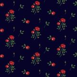 växten för torra blom- grungy leaves för bakgrund befläckte den gammala paper tappning royaltyfri illustrationer